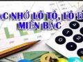 Hướng dẫn sử dụng phương pháp thống kê bạc nhớ vào soi cầu loto MB
