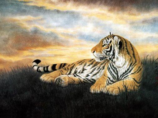 Mơ thấy hổ là điềm lành hay điềm dữ, đánh đề con gì chắc ăn nhất?