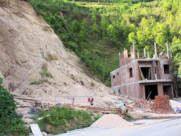 Vị trí xây nhà theo phong thủy nên tránh, gây mất tài lộc