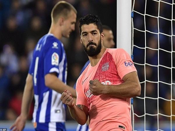 Alaves 0-2 Barcelona: Chiến thắng nhẹ nhàng