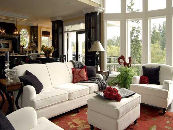 Nguyên tắc bài trí ghế sofa đúng phong thủy