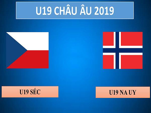 Dự đoán U19 Séc vs U19 Na Uy, 21h45 ngày 18/07