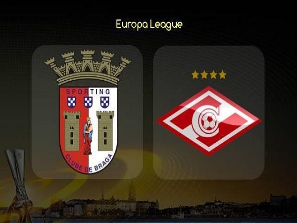 Nhận định Braga vs Spartak Moscow, 1h45 ngày 23/08