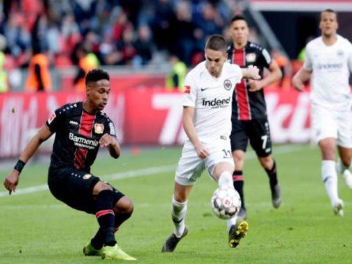 Nhận định tỷ lệ Eintracht Frankfurt vs Bayer Leverkusen (1h30 ngày 19/10)