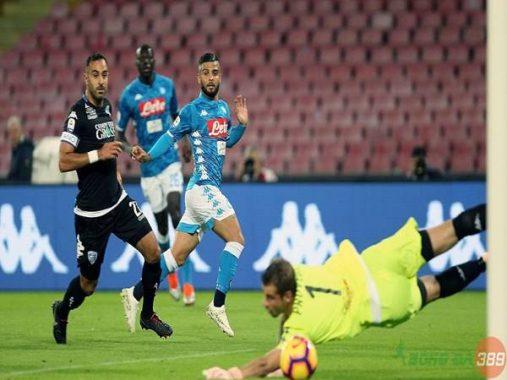 Nhận định kèo Châu Á Brescia vs Napoli (2h45 ngày 22/2)