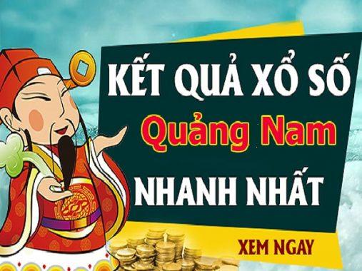 Soi cầu XS Quảng Nam chính xác thứ 3 ngày 04/02/2020