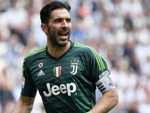 Tin bóng đá 26/3 : Buffon sắp gia hạn hợp đồng với Juventus