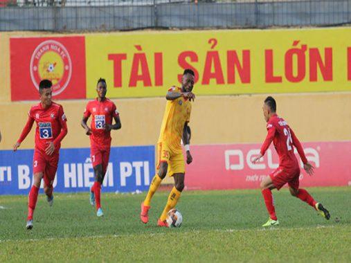 Trận đấu vòng 2 V-League 2020, Kết quả TPHCM vs Thanh Hóa