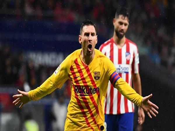 Messi đã khiến Atletico chịu ác mộng khủng khiếp