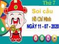 Soi cầu XSHCM ngày 11/7/2020 – Soi cầu xổ số Hồ Chí Minh thứ 7
