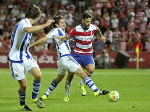 Nhận định tỷ lệ Real Sociedad vs Granada (00h30 ngày 11/7)