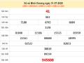 Bảng KQXSBD-Soi cầu xổ số bình dương ngày 07/08 hôm nay