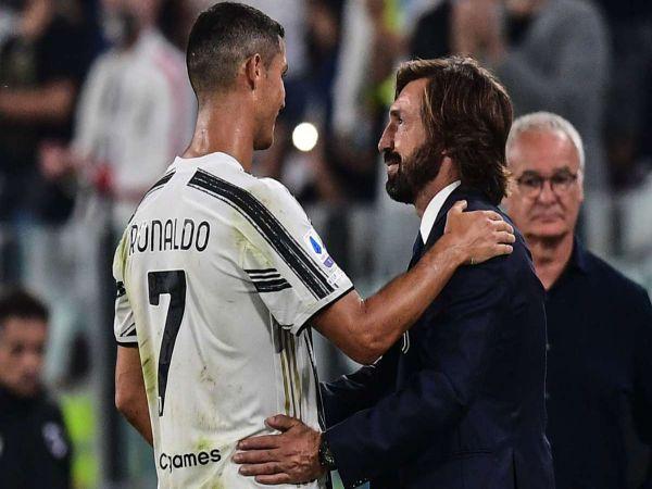 Tin bóng đá chiều 22/9: Ronaldo được Pirlo hứa hẹn kế hoạch đặc biệt