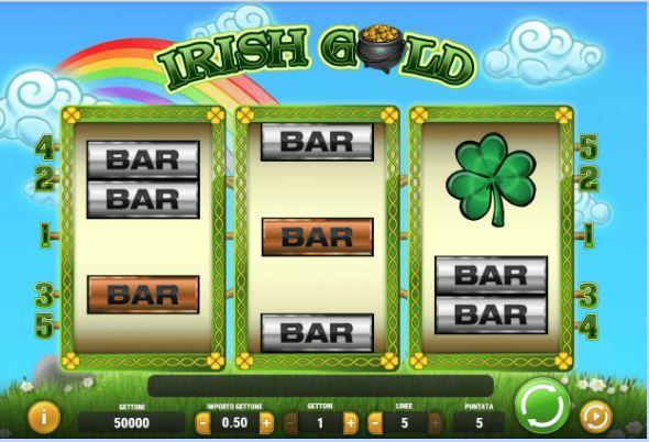 Làm giàu nhanh chóng với Irish Gold