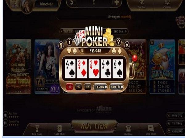Top 5 tựa game casino có lượt chơi cao nhất hiện nay