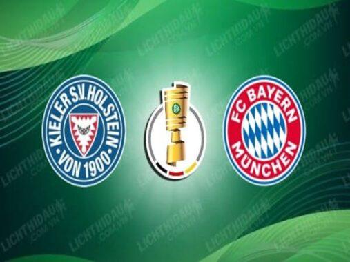 Nhận định trận đấu Holstein Kiel vs Bayern Munich (2h45 ngày 14/1)