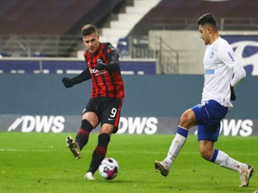 Tin bóng đá 30/1: Luka Jovic tìm lại nắng ấm ở Frankfurt