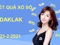 Soi cầu KQXS DLK thứ 3 ngày 23/2/2021
