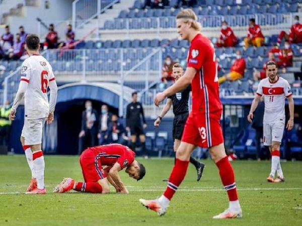 Nhận định tỷ lệ Montenegro vs Na Uy, 01h45 ngày 31/3 - VL World Cup