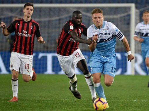 Nhận định trận Lazio vs AC Milan – 01h45 27/4, Serie A