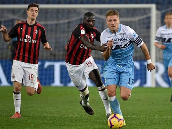 Nhận định trận Lazio vs AC Milan - 01h45 27/4, Serie A