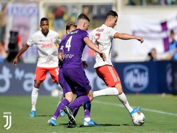 Nhận định tỷ lệ Fiorentina vs Juventus (20h00 ngày 25/4)