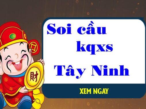 Soi cầu XSTN 29/4/2021 soi cầu bạch thủ xs Tây Ninh