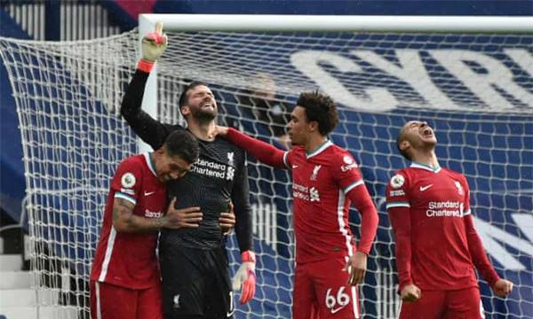 Liverpool hài lòng với Champions League thì quá buồn