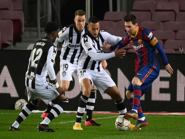 Nhận định kèo Levante vs Barcelona, 03h00 ngày 12/05 - La Liga