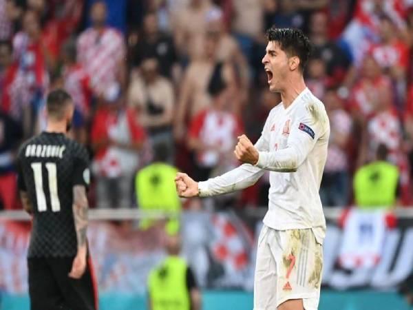 Bóng đá hôm nay 28/6: Đại tiệc bàn thắng của Tây Ban Nha