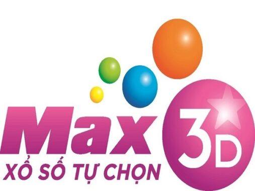 Luật chơi vé số Max 3D chi tiết dành cho người mới