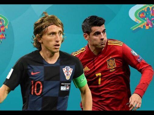 Nhận định kèo Croatia vs Tây Ban Nha, 23h00 ngày 28/6 – Euro 2021