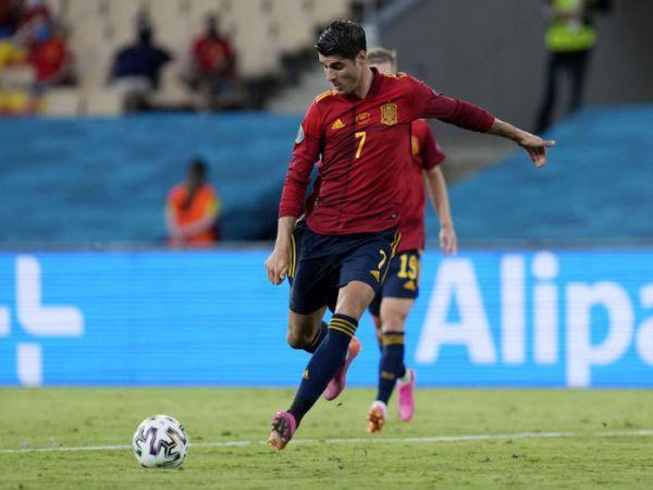Tin bóng đá chiều 15/6: Luis Enrique bảo vệ Alvaro Morata