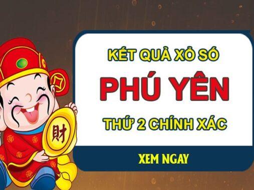 Soi cầu XSPY 26/7/2021 thứ 2 chốt bạch thủ lô Phú Yên