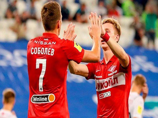 Nhận định tỷ lệ Spartak Moscow vs Benfica, 00h00 ngày 05/8 - Cup C1