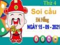 Soi cầu XSDNG ngày 15/9/2021 – Soi cầu KQXS Đà Nẵng thứ 4