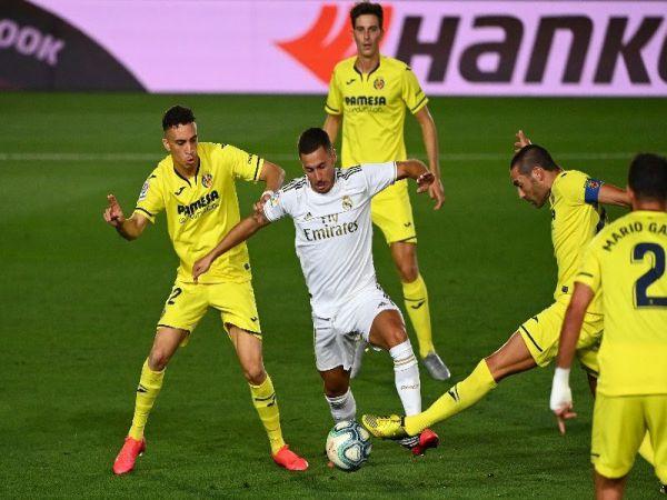 Nhận định kèo Real Madrid vs Villarreal, 2h00 ngày 26/9 - La Liga
