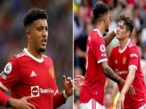 Bóng đá Anh tối 19/10: Sancho bị dàn sao Man United nghi ngờ
