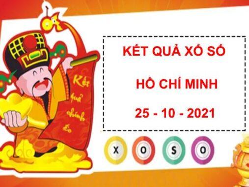 Soi cầu KQXS Hồ Chí Minh 25/10/2021 – Cầu lô VIP thứ 2