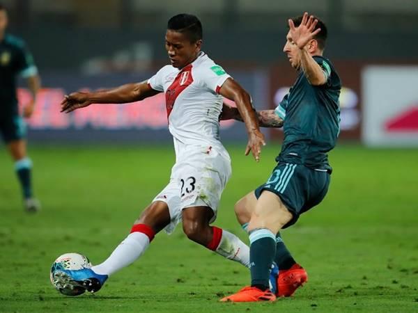 Soi kèo Tài Xỉu trận Argentina vs Peru (6h30 ngày 15/10)